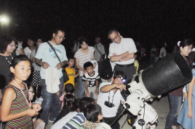 親子で油井宇宙飛行士を応援する会:画像1