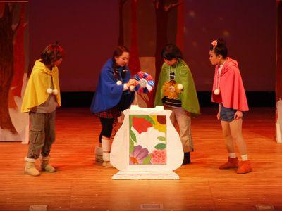 児童文化研究部はとぽっぽ 定期公演 公演日:12月26日(土)
