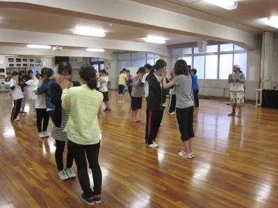 平成28年度岡崎市定期講座講習「第1回あそび講座」の開催