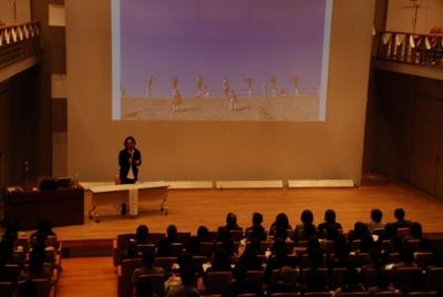 「第4回岡崎女子大学子ども教育フォーラム」が開催される