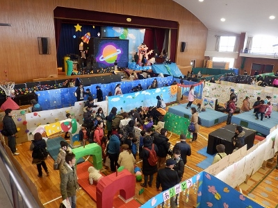 第23回幼児教育祭 無事終わる
