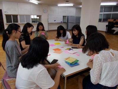 岡崎市平和祈念式への参列 毎日新聞掲載:7月14日