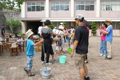 夏休み親子教室の放映 チャンネルミクス:7月31日(月)、8月1日(火)