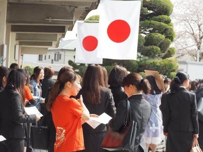 岡崎女子大学・岡崎女子短期大学の入学式を挙行しました:画像2