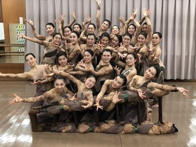 ダンス部 第31回全日本高校・大学ダンスフェスティバル(神戸) 入選報告