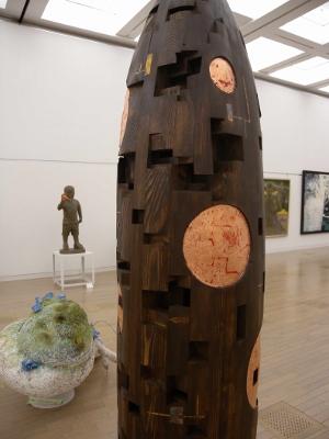 第72回二紀展「彫刻の部」準会員賞を受賞