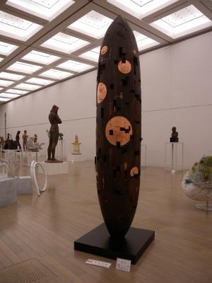 第72回二紀展「彫刻の部」準会員賞を受賞:画像2