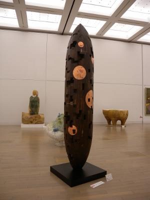 第72回二紀展「彫刻の部」準会員賞を受賞:画像3