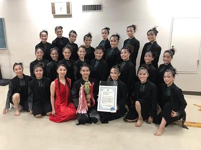 ダンス部が「神戸市長賞」を受賞:全日本高校・大学ダンスフェスティバル(神戸):画像2