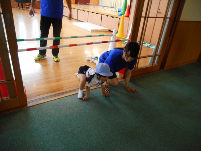 運動遊び楽しかったよ♪ ~すみれ組~ :画像2