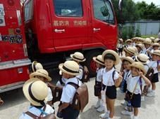 消防車🚒かっこいい~~!!:画像2
