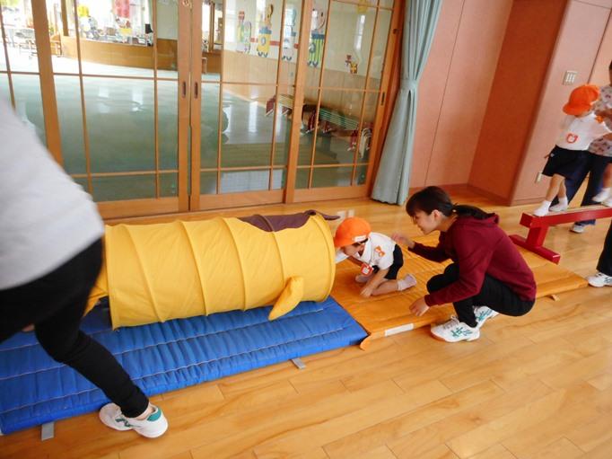運動遊び楽しかったよ♪ ~ちゅうりっぷ組~:画像2