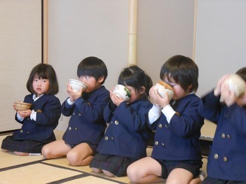 茶道~ひまわり組~:画像6