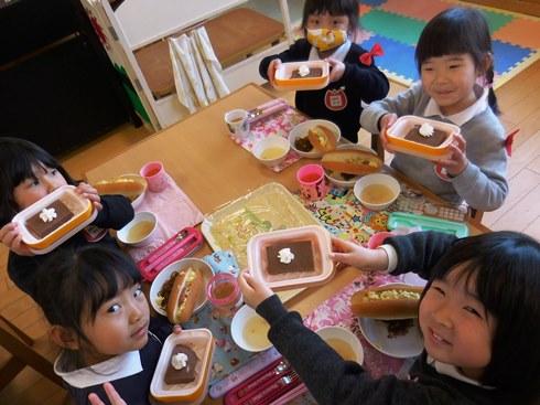 お楽しみ給食♪年中:画像5