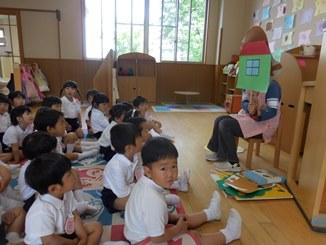れんげ組の保育参観・学級懇談会がありました☆:画像4