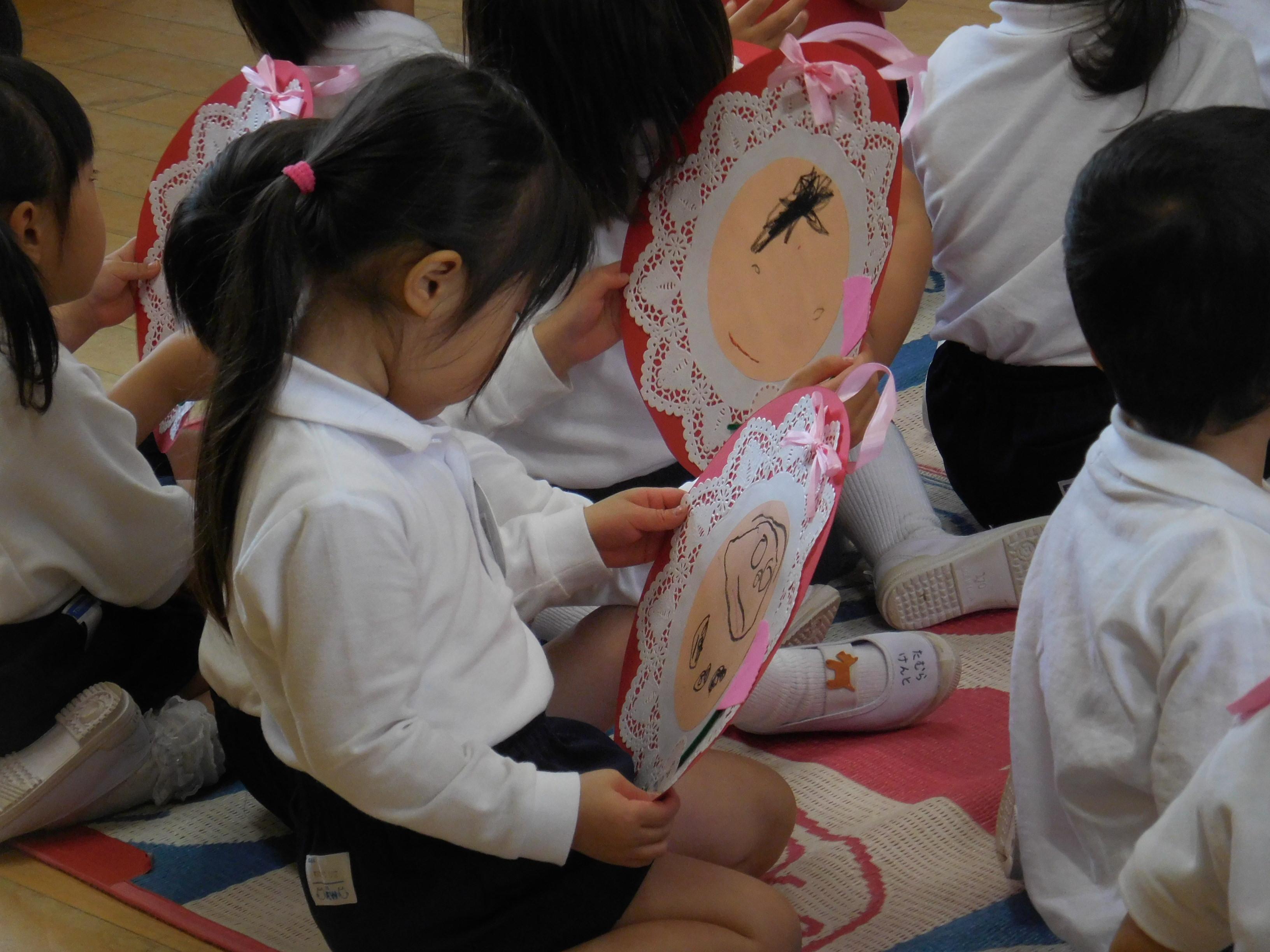 れんげ組の保育参観・学級懇談会がありました☆:画像3