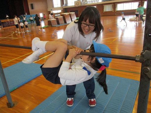 あやめ組・すずらん組の運動遊びがありました☆:画像2
