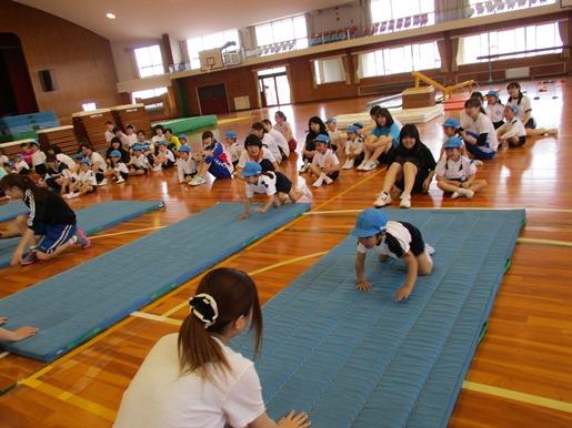 あやめ組・すずらん組の運動遊びがありました☆:画像3