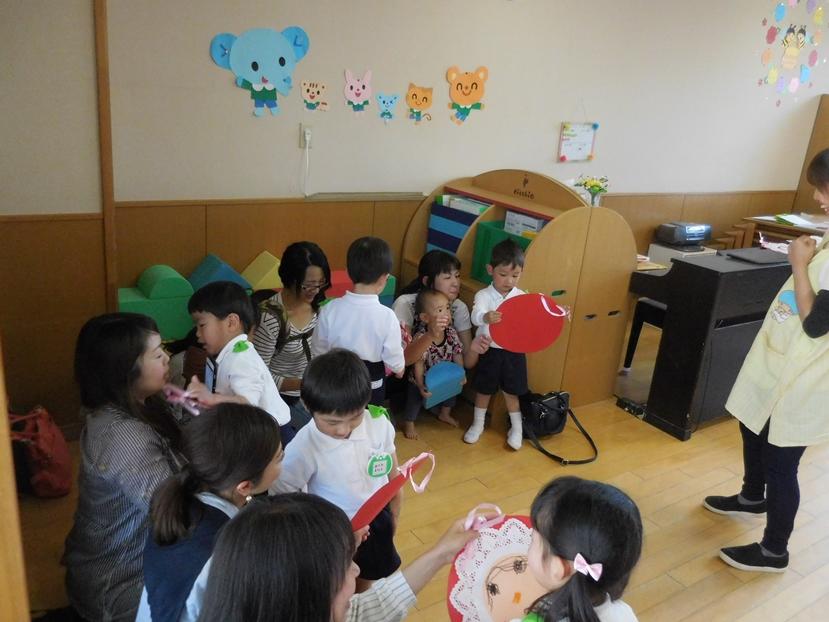 たんぽぽ組の保育参観・学級懇談会がありました☆:画像3