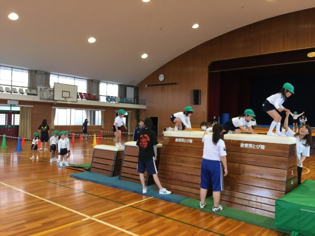 あやめ組・すずらん組の運動遊びがありました☆:画像6