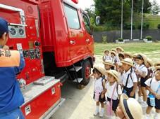 消防車🚒かっこいい~~!!:画像4