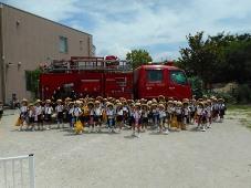 消防車🚒かっこいい~~!!:画像1