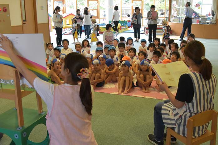 幼稚園の先生方の研修会開催:画像2