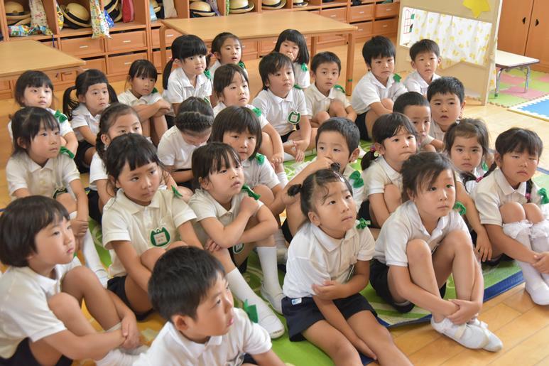 幼稚園の先生方の研修会開催:画像3