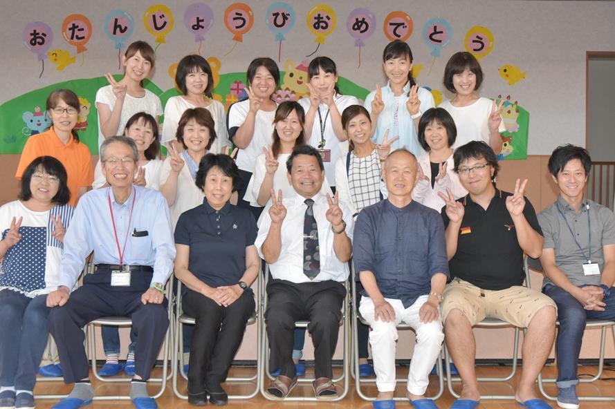幼稚園の先生方の研修会開催:画像5