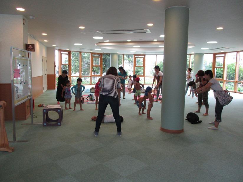 夏休み★夏季預かり保育&プール・園庭開放★:画像5