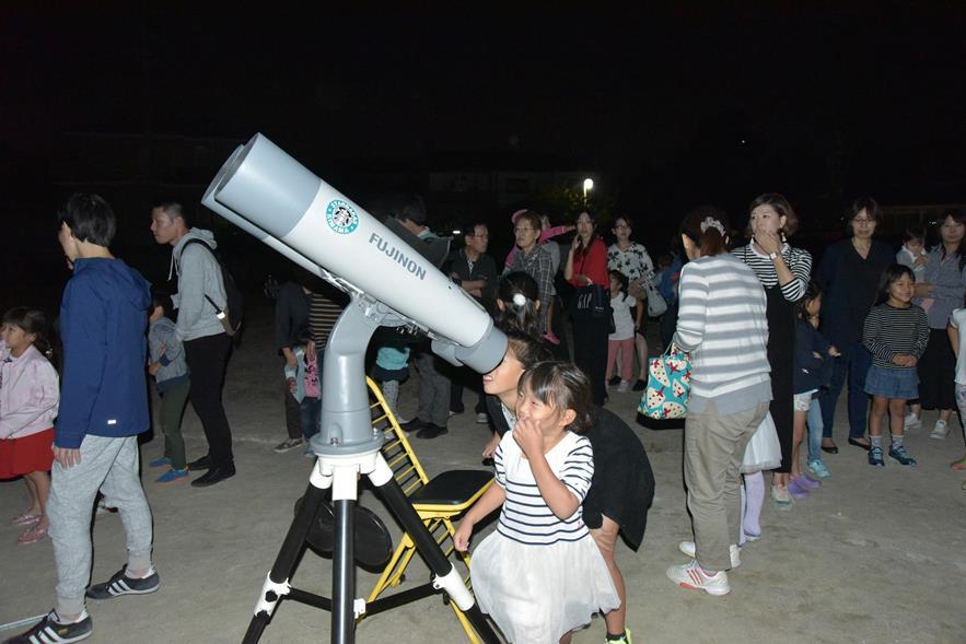 「土星」「月面」がとってもよく見えました:画像2