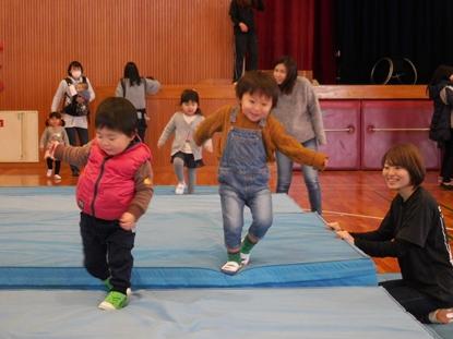 さわらびひろば~短大での運動遊び~:画像2