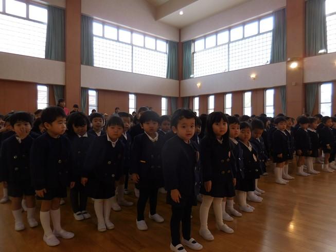 3学期の始業式!!:画像3