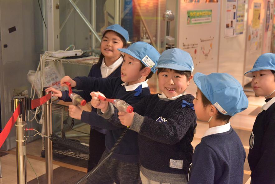 豊田科学体験館へ行きました♪年長:画像4