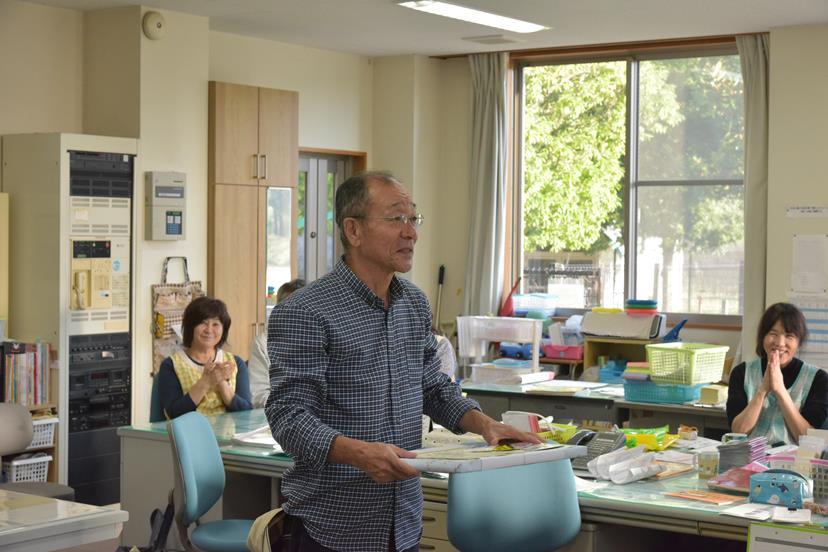 園バス運転手久野直之さんが交通安全功労者等表彰式で感謝状を授与:画像1