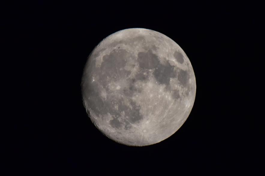今夜9/24は中秋の名月