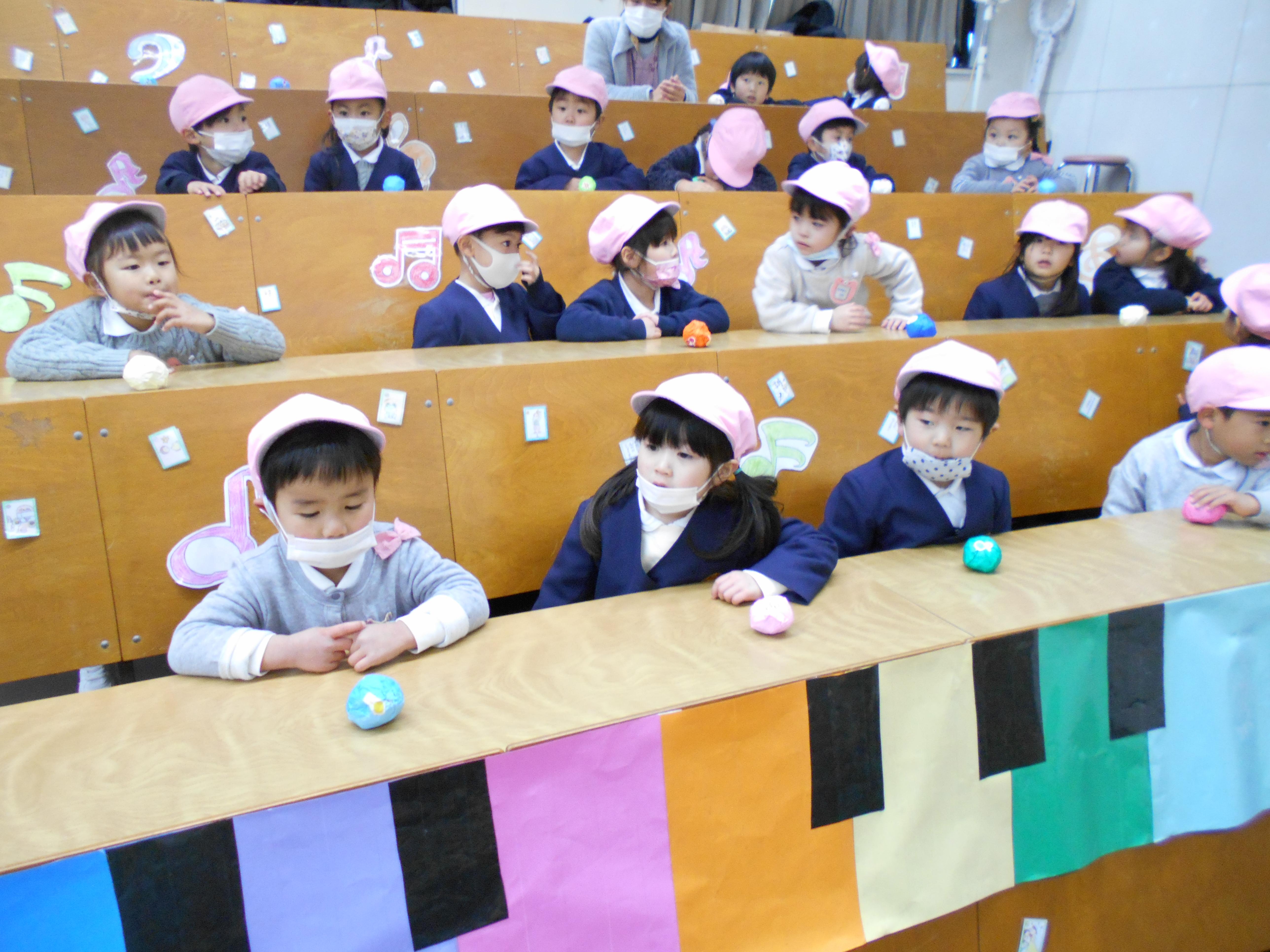 幼児教育祭のリハーサルを見に行ってきました☆:画像2