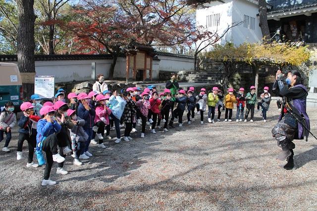 岡崎公園(年長組)