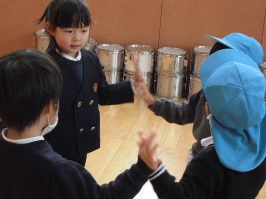第二早蕨幼稚園のそら組さんが遊びに来てくれました♪:画像2