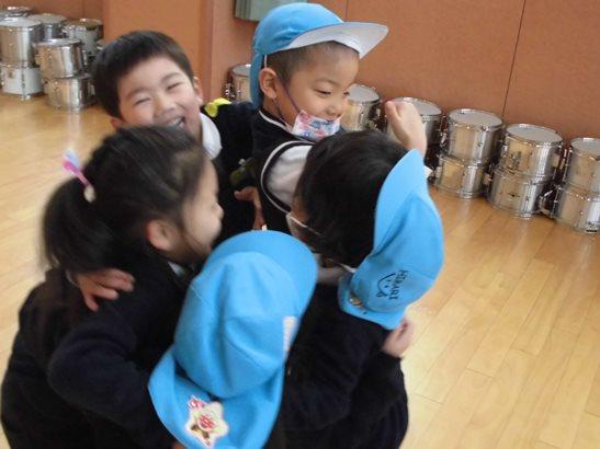 第二早蕨幼稚園のそら組さんが遊びに来てくれました♪:画像3