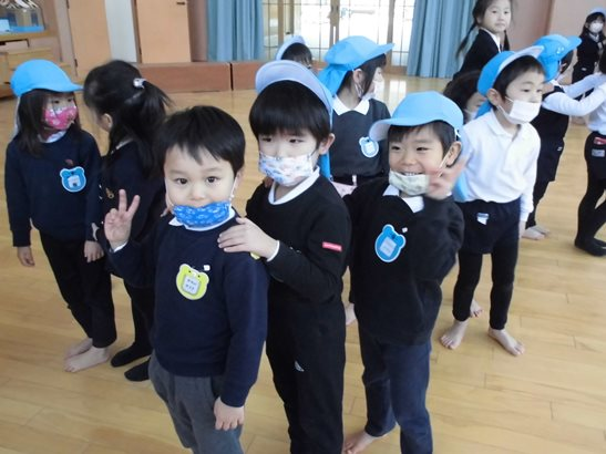 第二早蕨幼稚園のそら組さんが遊びに来てくれました♪:画像4