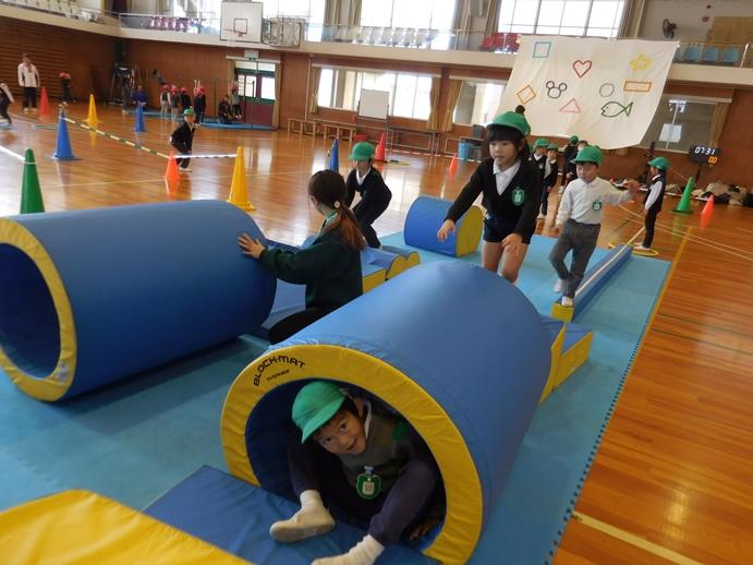 お楽しみ運動遊び☆年長☆2