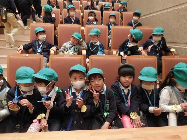 幼児教育祭のリハーサル見学に行きました☆:画像6