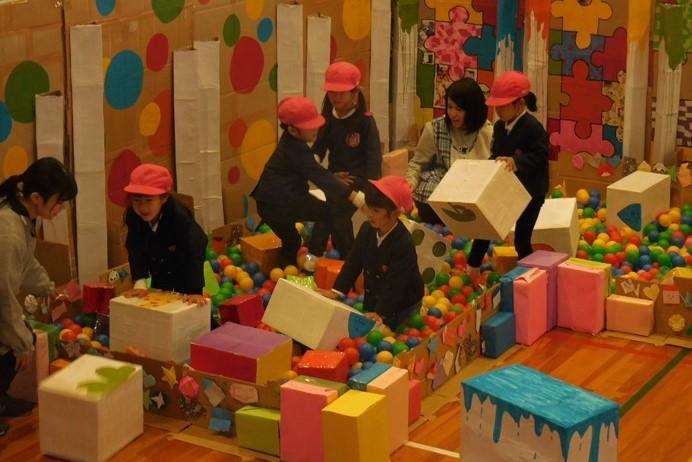 幼児教育祭のリハーサル見学に行きました☆:画像5
