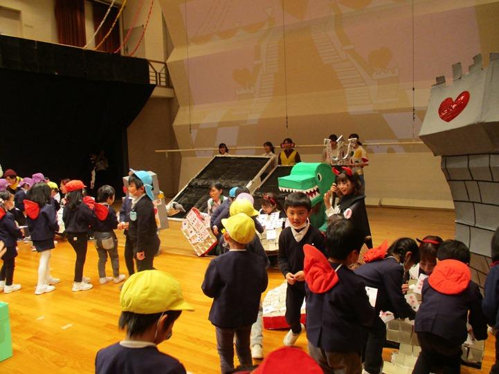 幼児教育祭のリハーサル見学に行きました☆:画像4
