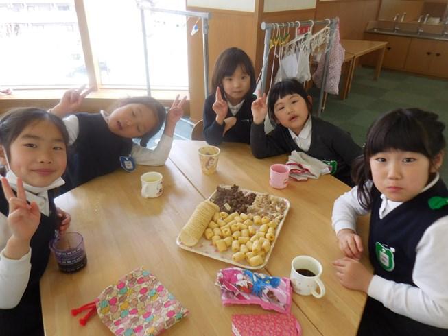 お菓子パーティー☆年長児☆:画像5