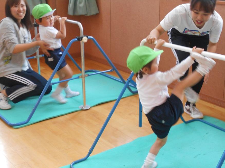 運動遊び♪ ~たんぽぽ組~:画像3