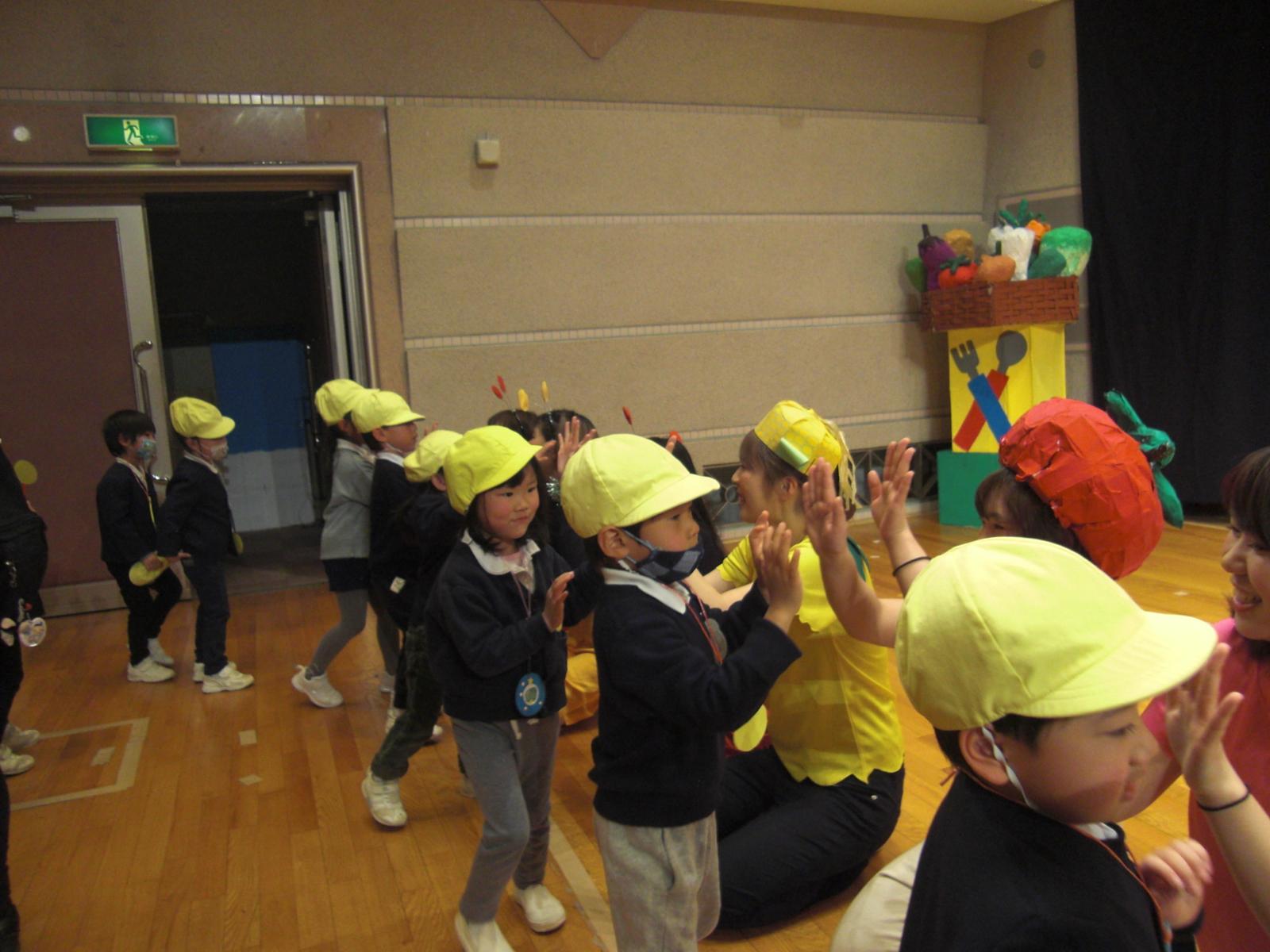 幼児教育祭のリハーサルを見に行ってきました☆:画像4