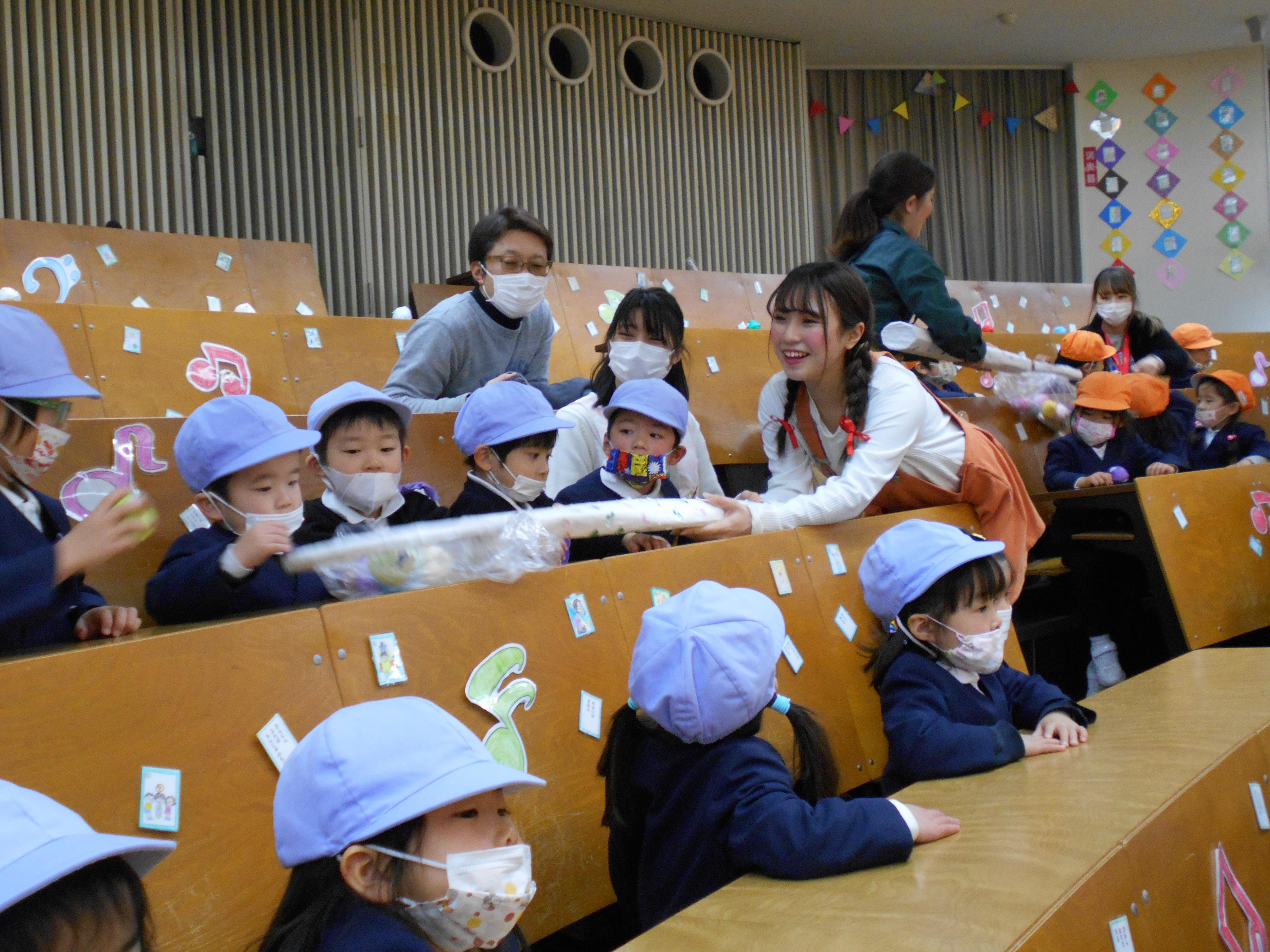 幼児教育祭のリハーサルを見に行ってきました☆:画像1