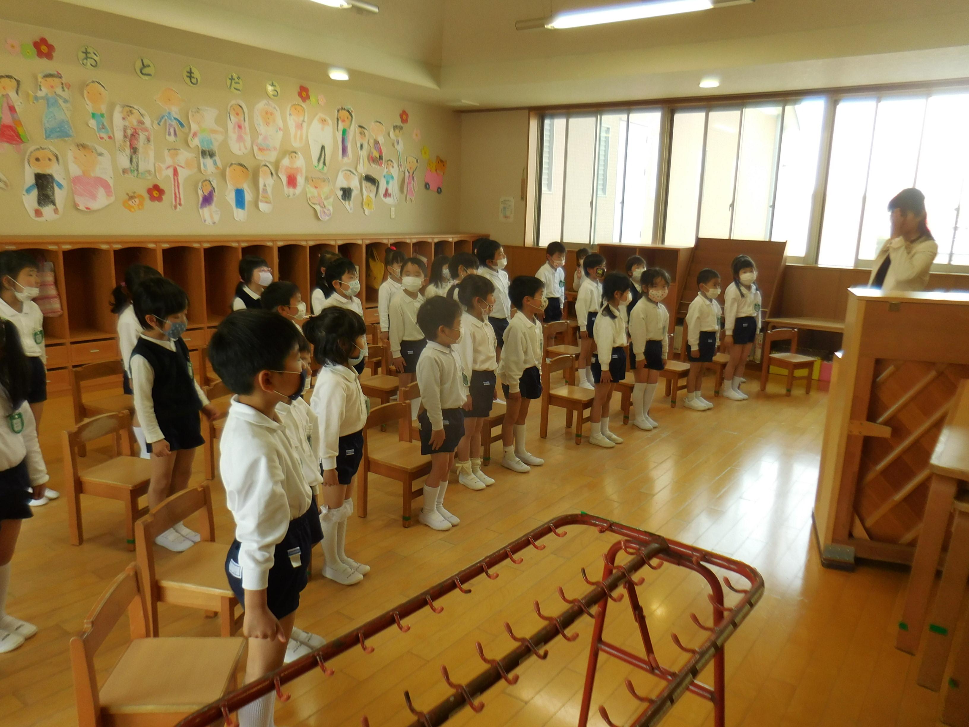 ☆クラス発表・始業式☆:画像5